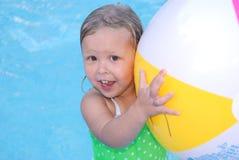Pool Fun Royalty Free Stock Photos
