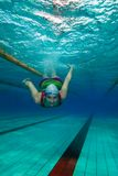 Pool fun Royalty Free Stock Image