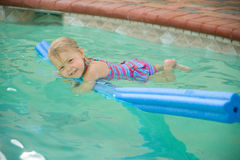 Pool Fun Royalty Free Stock Image