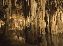 Pool G11 mit Höhleanordnungen Stockbild