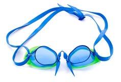 Pool glasses Stock Photos