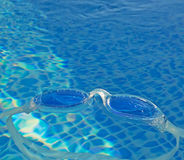 Pool goggle Royalty Free Stock Image