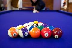 Pool Hall Billiards Stock Photos