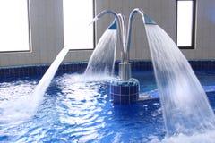 Hydromassage pool Royalty Free Stock Photos