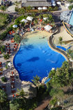 Pool in Jumeirah Beach Hotel Stock Photography