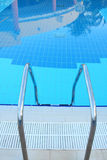 Pool ladder Royalty Free Stock Images