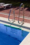 Pool ladder. Stock Images