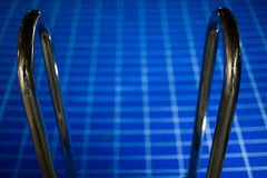 Pool Ladder Stock Photos