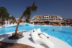 Pool in Las Americas, Tenerife Stock Photos