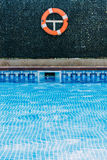Pool lifeguard Royalty Free Stock Images
