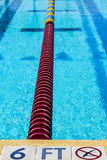 Pool lines royalty free stock images