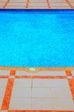 Pool in marsa alam Stock Images