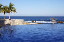 Pool in Mexiko Stockbilder