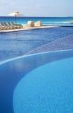 Pool in Mexiko Lizenzfreie Stockfotos