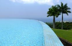 Pool over  Kailua-Kona Stock Image