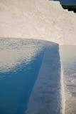 Pool of Pamukkale Stock Photo