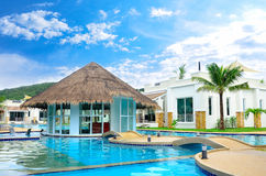 Pool of Paradise Royalty Free Stock Images