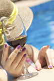 Pool party Royalty Free Stock Photography