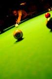 Pool Player Royalty Free Stock Image