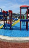Pool playground Stock Photos