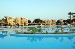 pool resort Στοκ Εικόνα