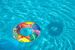Pool Ring Stock Image