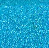 Pool ripples Royalty Free Stock Photo