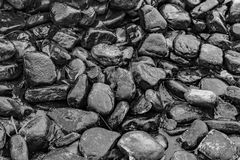 Pool of rocks Royalty Free Stock Photography