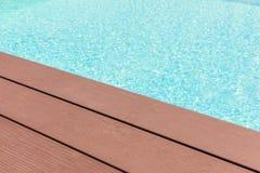 Pool-Seite Stockbilder