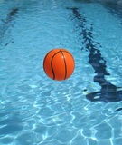 Pool shot royalty free stock photography