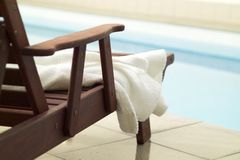 Free Pool Side Royalty Free Stock Photography - 1137027