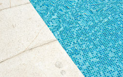 Pool side Royalty Free Stock Photography