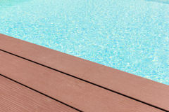Pool side Stock Images