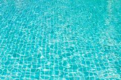 pool simning Royaltyfri Foto