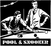 Pool And Snooker Stock Images