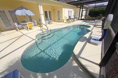 pool spa κολύμβηση Στοκ εικόνες με δικαίωμα ελεύθερης χρήσης