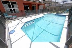 Pool, Spa and Lanai Stock Photography