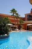 Pool - Spain Stock Photography