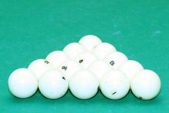 Pool spheres Stock Image