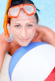 Pool sports Stock Image