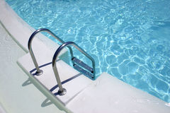 Free Pool Steps Royalty Free Stock Images - 128979