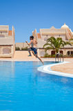 pool swimming fotografia stock