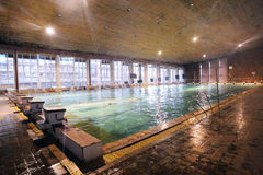 pool swimming Στοκ Εικόνες