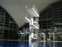 pool swimming 免版税图库摄影