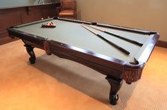 Pool-Tabelle Lizenzfreie Stockfotos