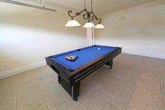 Pool-Tabelle stockfoto