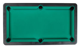 Pool table. Stock Images