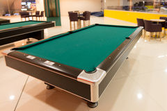 Pool Table Close Up Royalty Free Stock Images