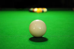 Pool Table Open Royalty Free Stock Images