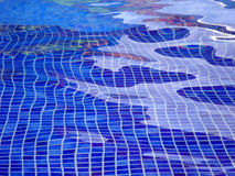 Pool tiles Royalty Free Stock Image